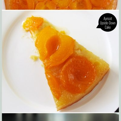 Apricot Cake Tatin