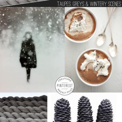Wintery Pins