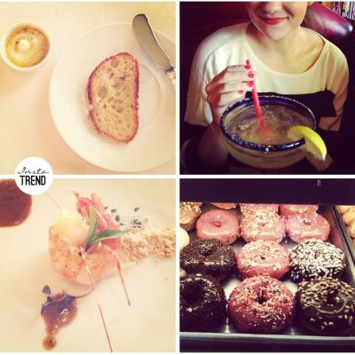 My Instagram Food Diary