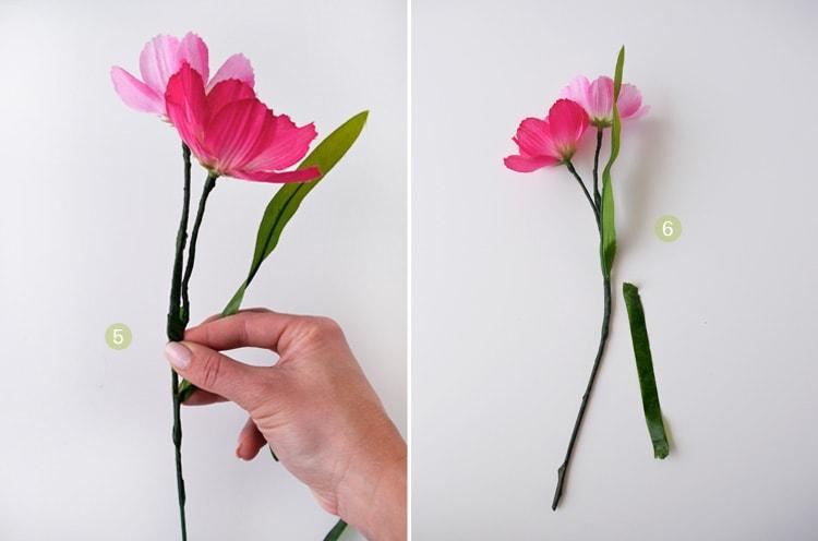 Diy floral napkin rings diy floral napkin rings freutcake 5 6 mightylinksfo