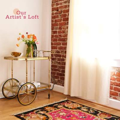 Our Artist's Loft