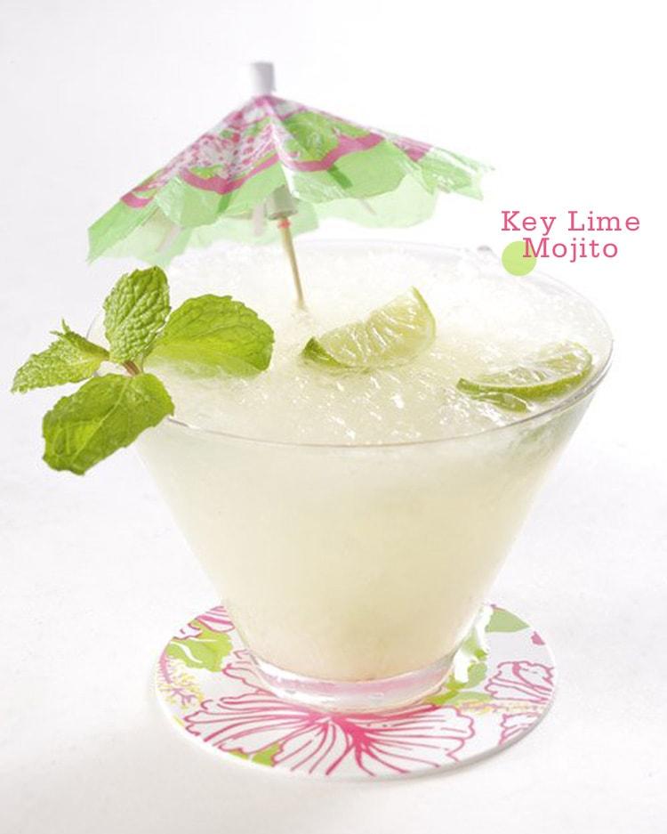 Key Lime Mojito