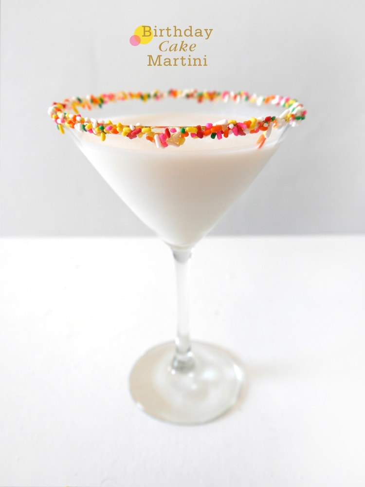 Birthday Cake Martini 3