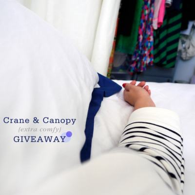 Crane & Canopy Giveaway