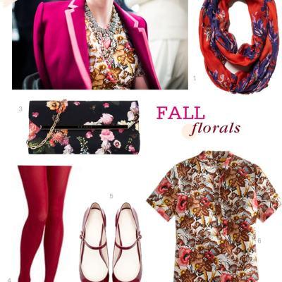Fall Florals