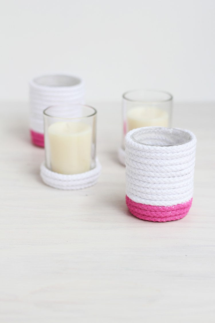 Rope Votives