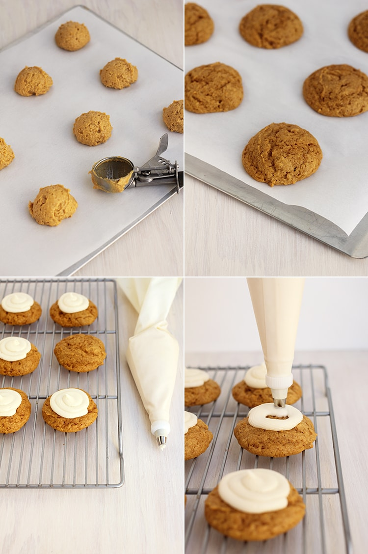 Perfect Pumpkin Cookies