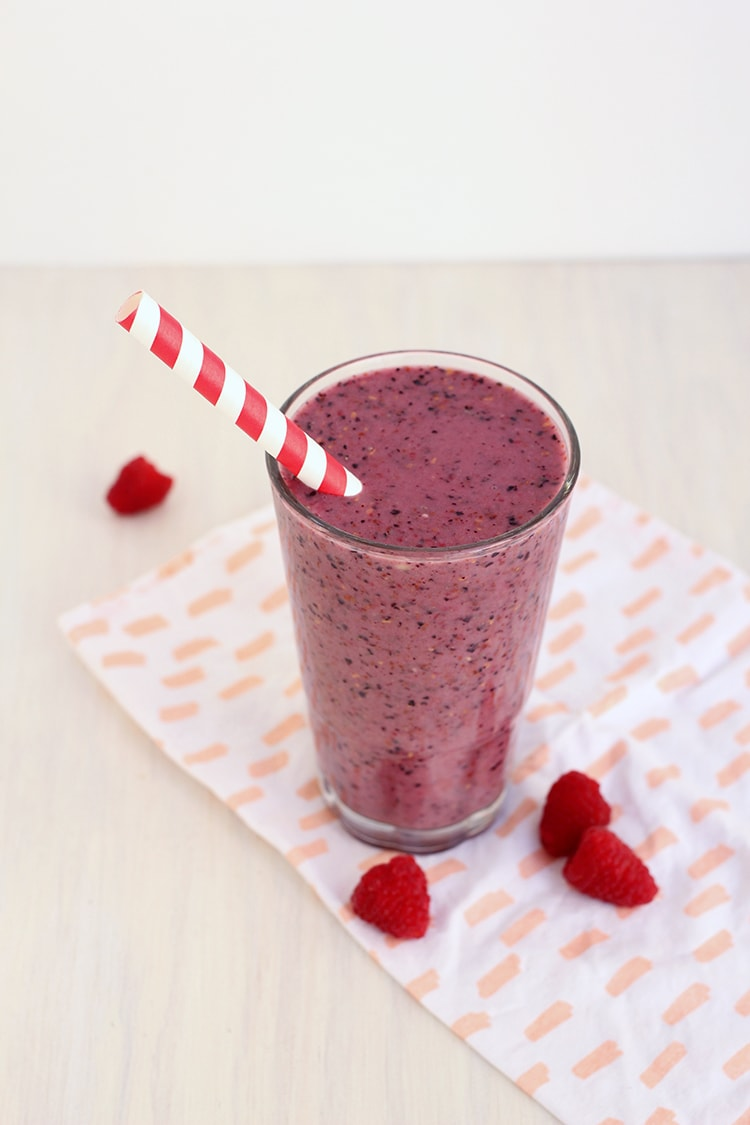 Berry-Antioxidant-Smoothie