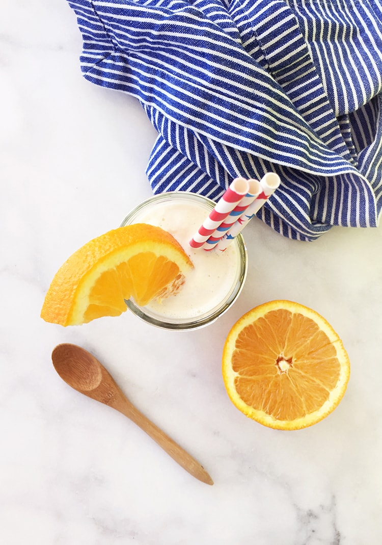 The Creamsicle Cocktail