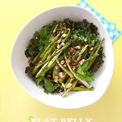 5-Ingredient Flat Belly Salad