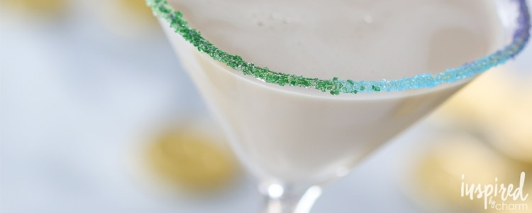 Leprechauns Kiss Martini
