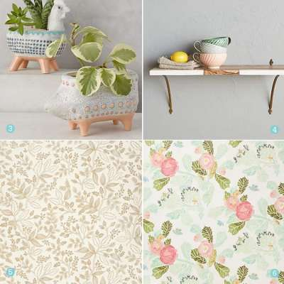 A few Spring Things for the Home
