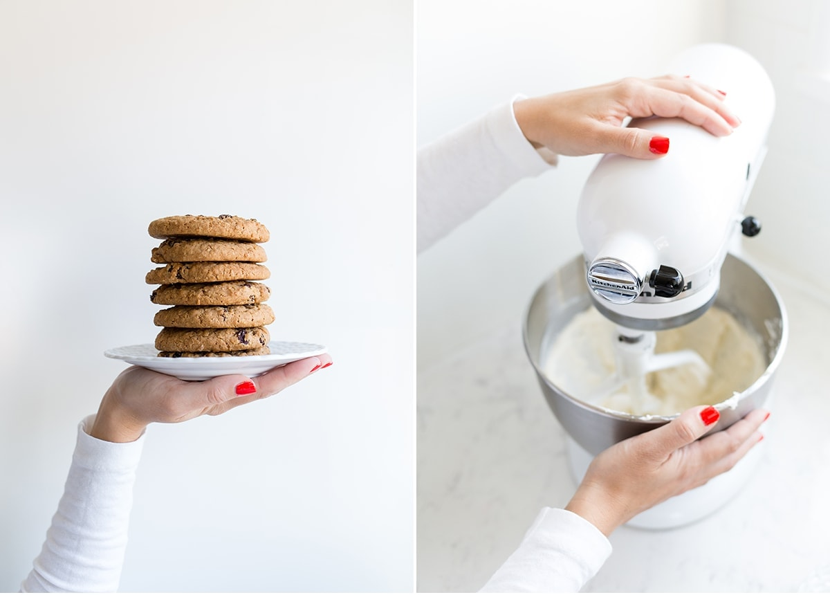 Oatmeal Cookie Sandwiches Recipe