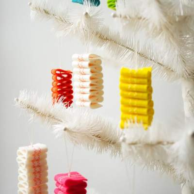 6 Handmade Ornaments to Make
