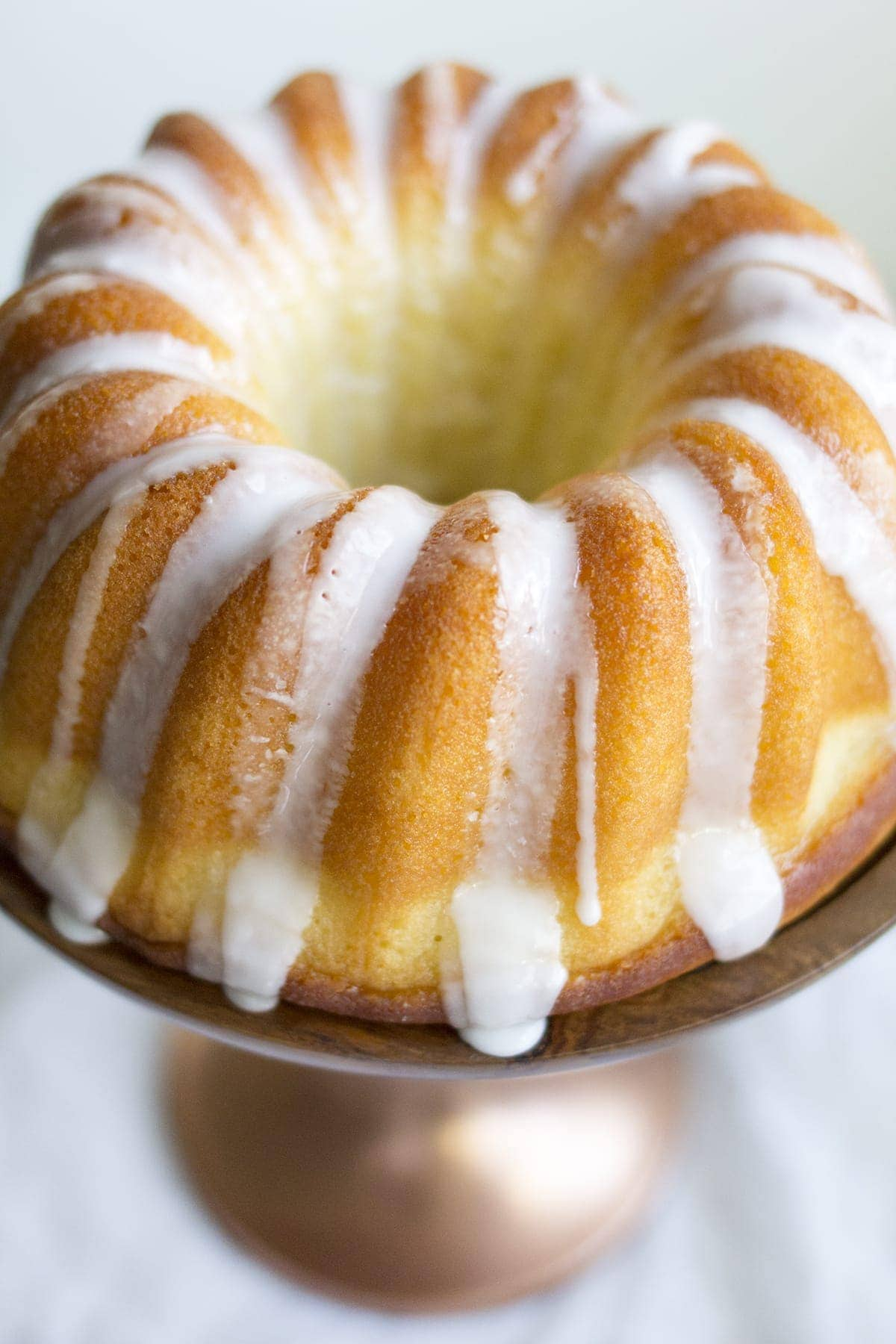 lemon yogurt bundt cake freutcake