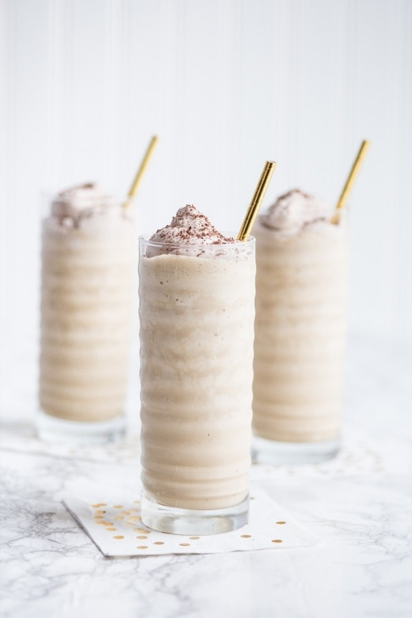 Spiked St Patricks Day Milkshakes