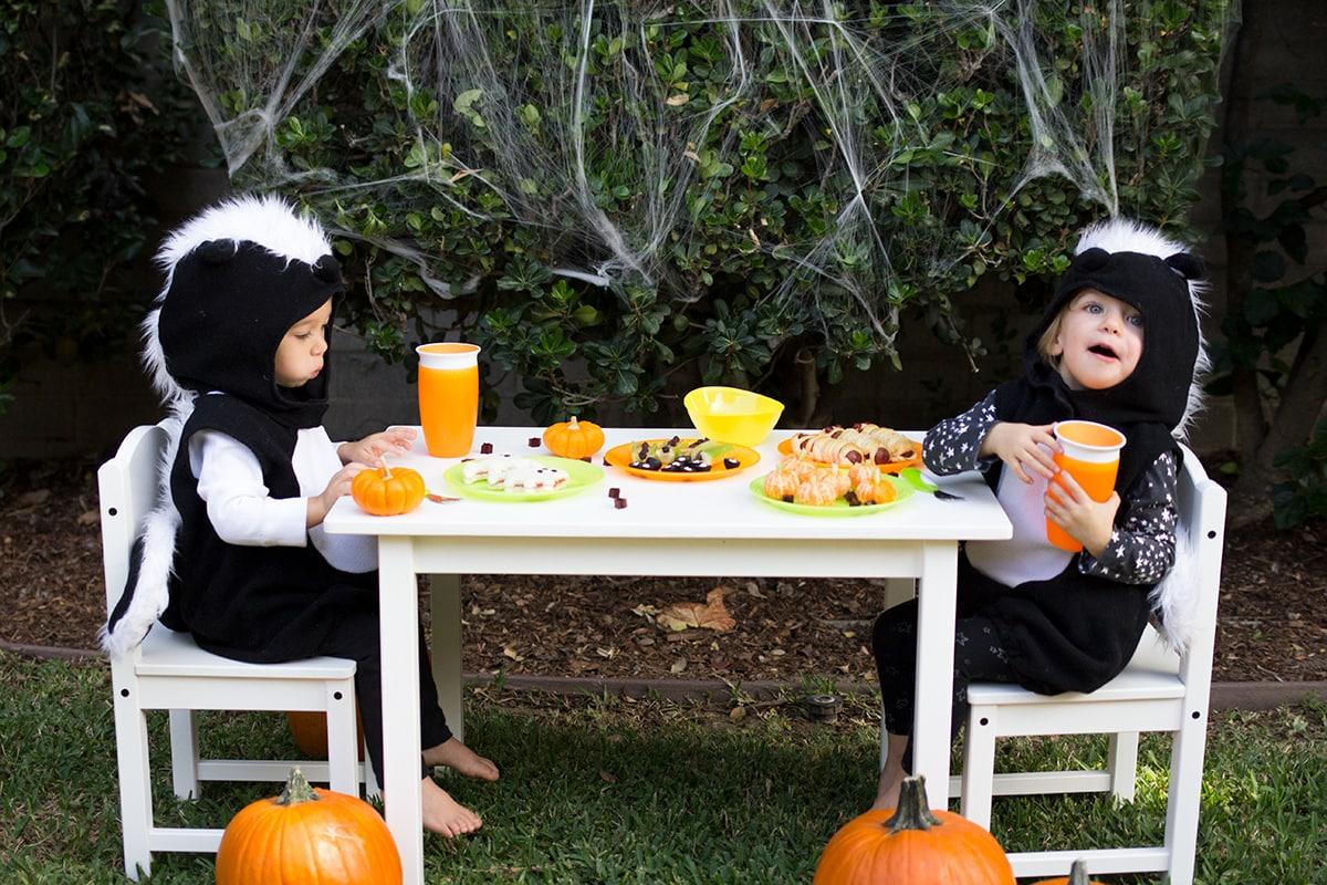 Kid-Friendly Halloween Recipes