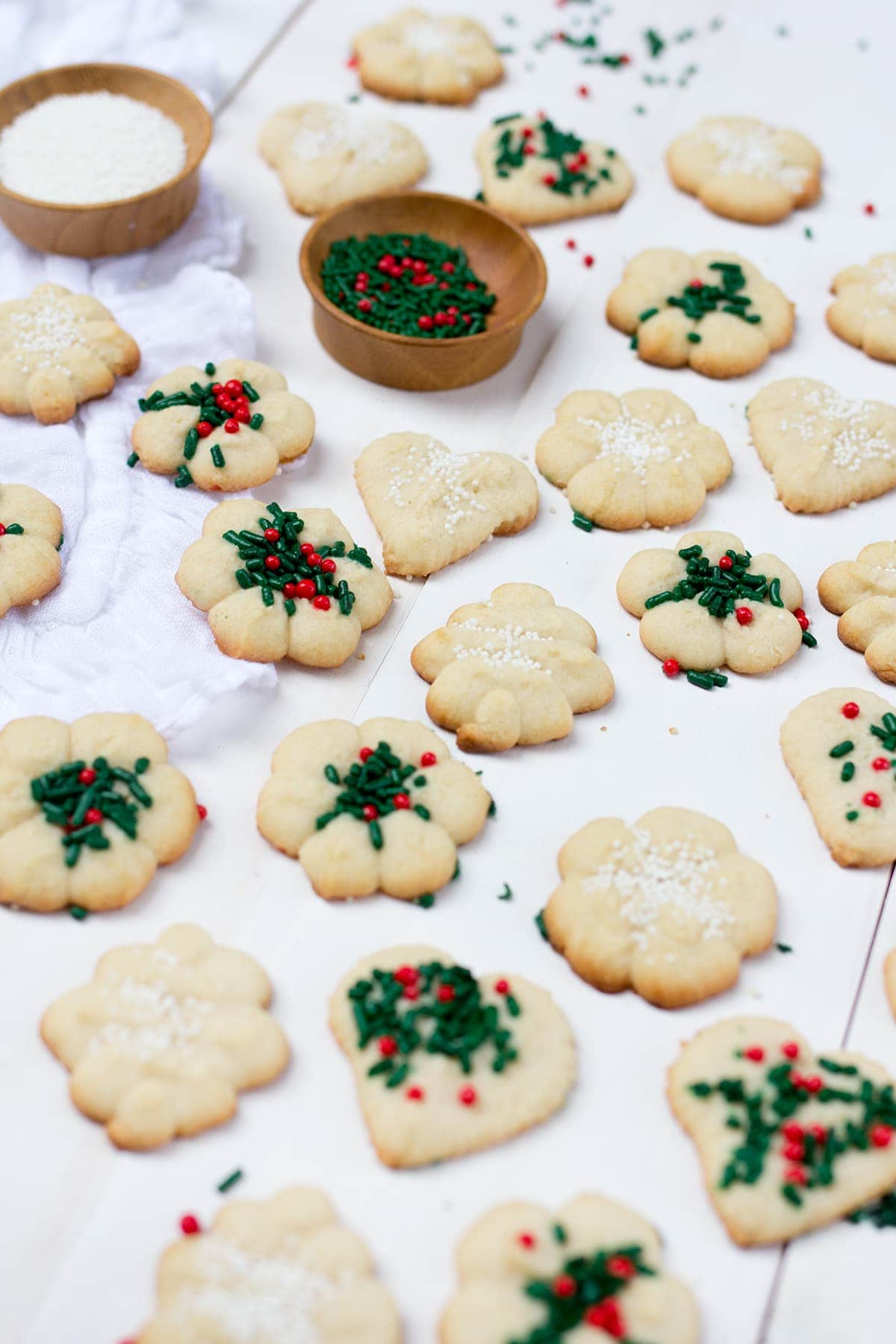 Classic Spritz Cookie Recipe