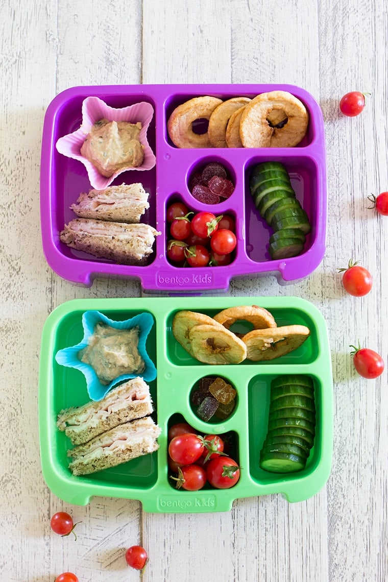 Healthy Toddler Bento Box Lunch Ideas • Freutcake