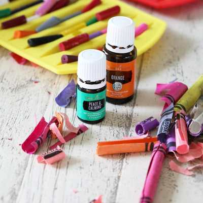 Calming Essential Oil Crayons