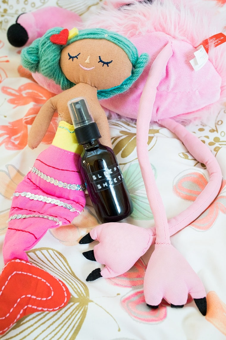 Sleep Routine and Oils for Toddlers