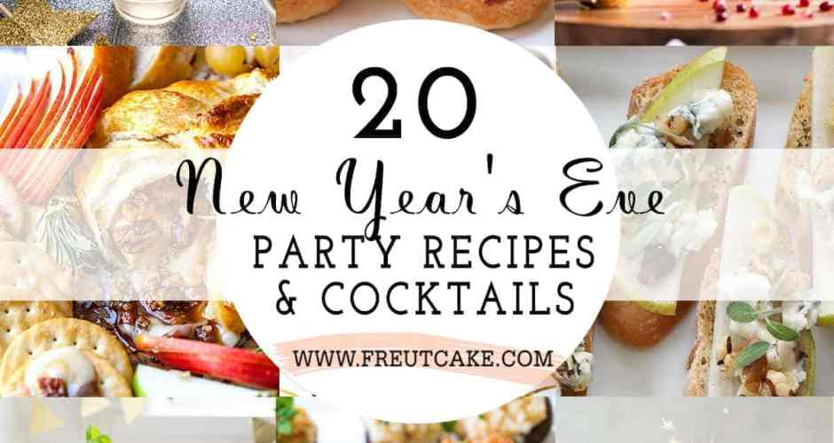 20 New Years Eve Recipes