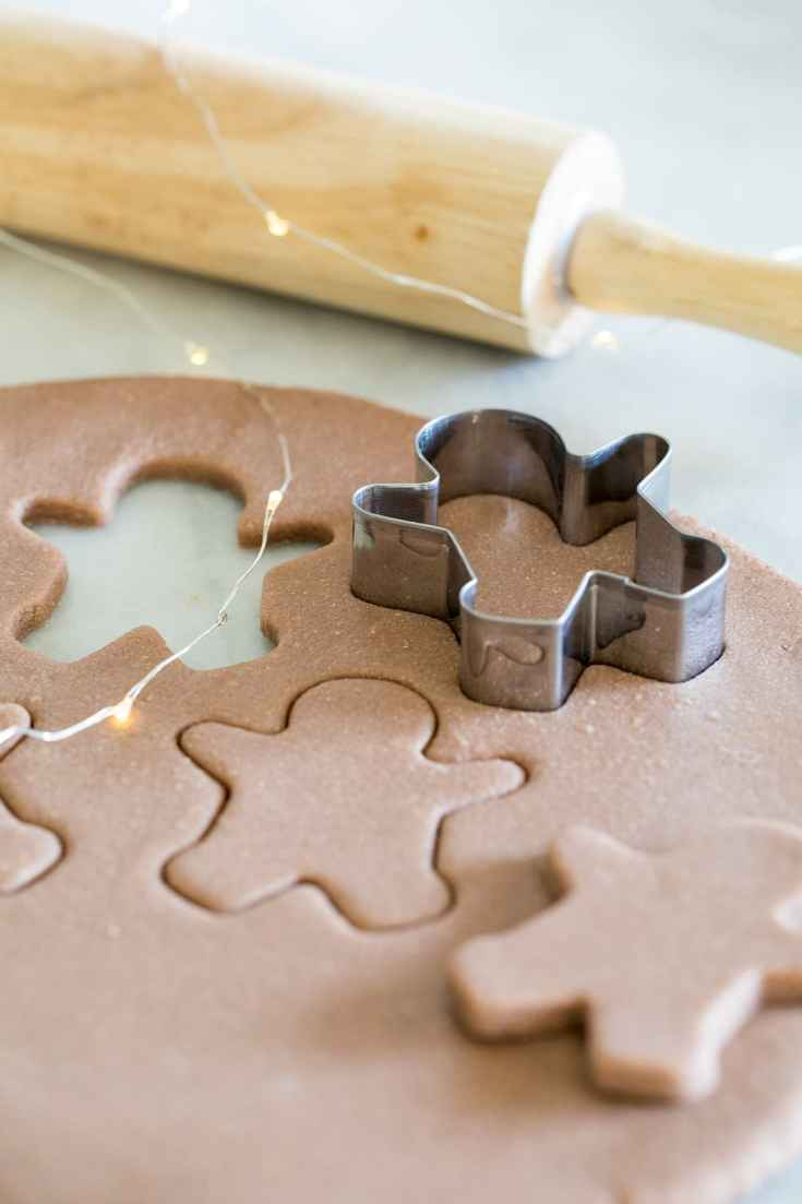 How to Make Homemade Gingerbread Playdough