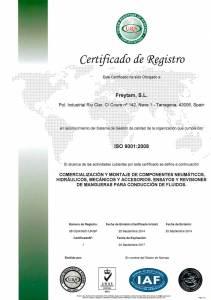 CERTIFICADO-ISO-9001-INORCOM - Freytam