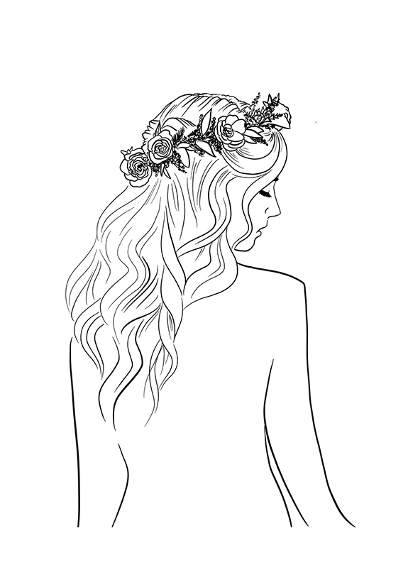 Flower Crowns & Hair