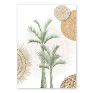 Alexander Double Palm