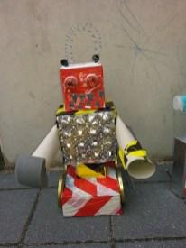"""Roboter auf """"Rädern"""""""