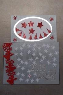 13_DIY Weihnachtskarten von Kindern 6-9J