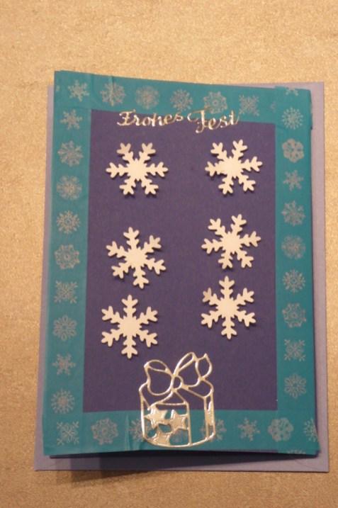 15_DIY Weihnachtskarten von Kindern 6-9J