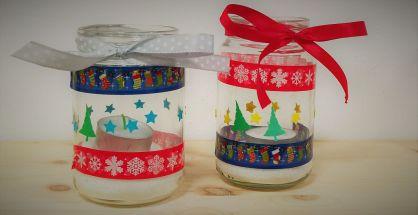 glas_windlichter_teelicht_weihnachten_recycling_diy_basteln_kinder_grundschule-17