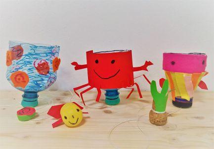 Upcycling_DIY_PET Flaschen_Geschicklichkeitsspiel_Kinder_FRICKELclub (23)