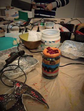 FRICKELclub_Halloween_Recycling_Tages_Workshop_Bastelaktionen (12)