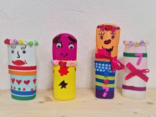 FRICKELclub_Recycling_DIY_Kinder_PET_Flaschen_Stifte_Etui (10)