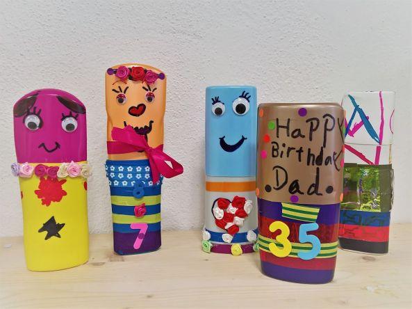 FRICKELclub_Recycling_DIY_Kinder_PET_Flaschen_Stifte_Etui (6)