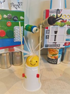 FRICKELclub_Recycling_Geburtstagsbasteln_Kinder_Ninjago_Spinjitzu_Aliens_Roboter_Fahrzeuge (14)