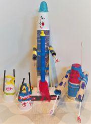 FRICKELclub_Recycling_Geburtstagsbasteln_Kinder_Ninjago_Spinjitzu_Aliens_Roboter_Fahrzeuge (3)