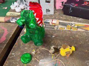 FRICKELclub_Recycling_Basteln_Kinder_Fangspiel_PET_Flasche (3)