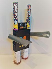 FRICKELclub_Recycling_diy_Geburtstagsbasteln_Roboter (1)