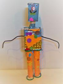 FRICKELclub_Recycling_diy_Geburtstagsbasteln_Roboter (16)