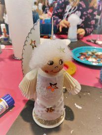 FRICKELclub_Kreativ_Welt_2018_Weihnachtsboten Engel (38)