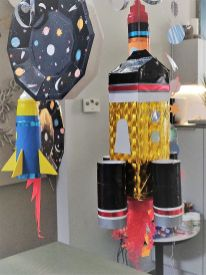 FRICKELclub_Recycling_Geburtstagsbasteln_Raketen_Kinder (21)