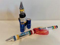 FRICKELclub_Recycling_Geburtstagsbasteln_Raketen_Kinder (6)