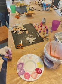 FRICKELclub_Kreativer Samstag_Friedenskirche_Offenbach_Upcycling_diy (12)