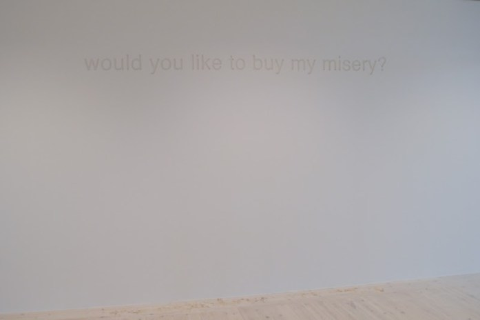 would you like to buy my misery umeå