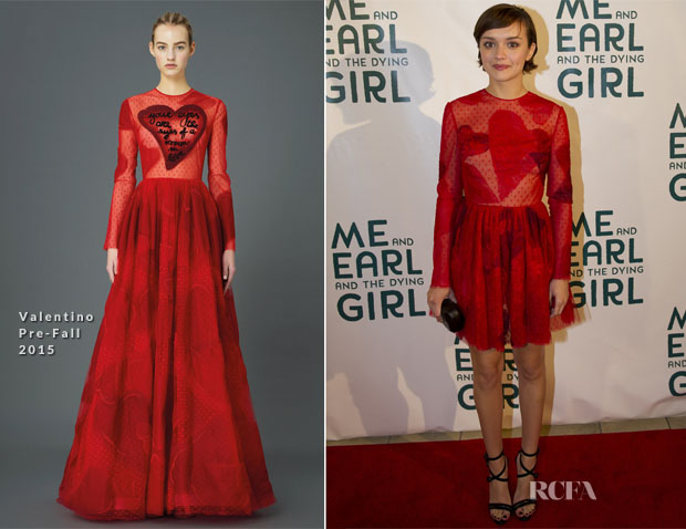 Olivia-Cooke-In-Valentino-Me-and-Earl-and-the-Dying-Girl-Pittsburgh-Premiere