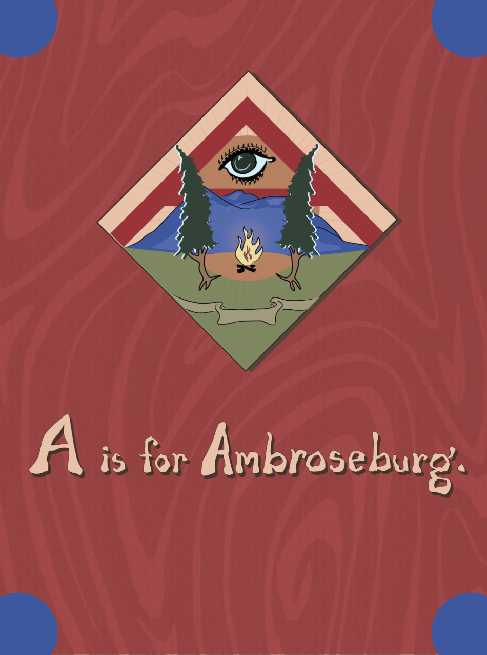 Cover: A is for Ambroseburg